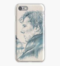 A Study In Blue - Sherlock iPhone Case/Skin