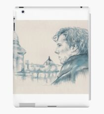 A Study In Blue - Sherlock iPad Case/Skin