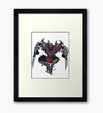 Shadow Ninja - Fan Art Framed Print