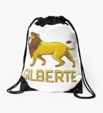 Gilberte Lion Drawstring Bags Drawstring Bag