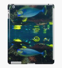 Underwater ten iPad Case/Skin