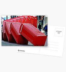 The Domino Effect - Out of Order !!!! Postcards