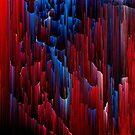 «En el Up & Up - Pixel Art» de Jennifer Walsh