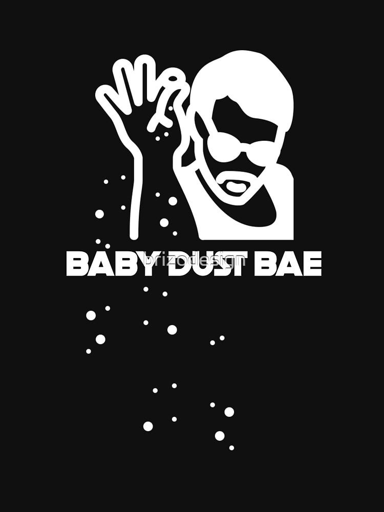BABY DUST BAY Infertility & IVF Bewusstsein Unterstützung Shirts von brizodesign