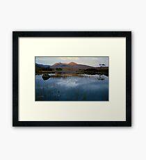 Blackmount  Lochan N achlaise Framed Print