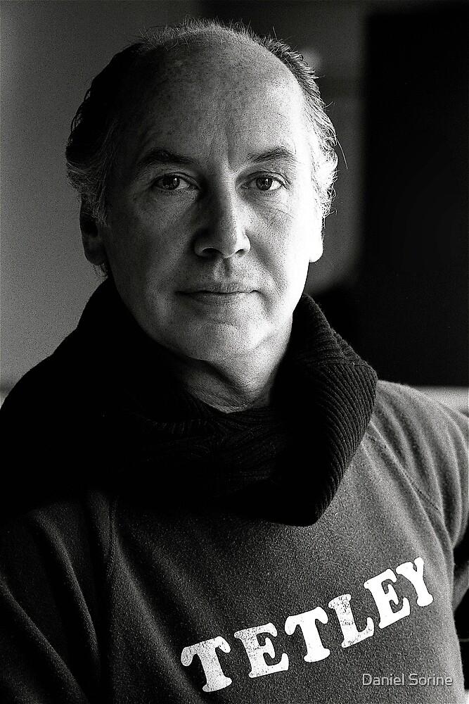 The late, great choreographer, Glen Tetley in 1978 by Daniel Sorine