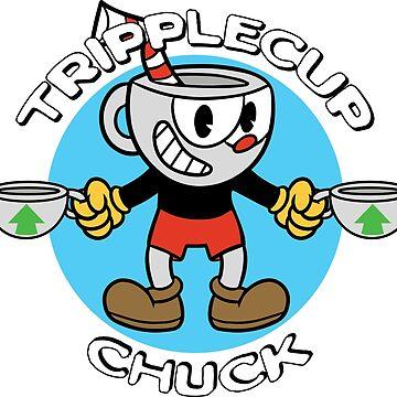 Tripple Cup Chuck by willijay