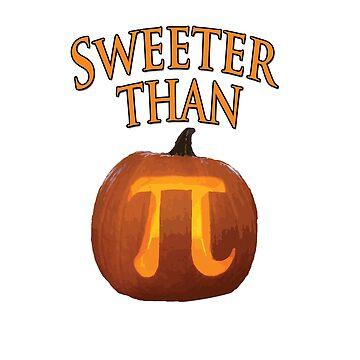 Sweeter Than Pumpkin Pi (Pie) by ManoliMerch