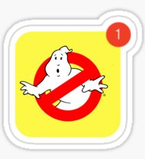 Snapchat Icon-Ghostbusters Sticker