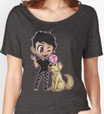 Markiplier and Chica  Women's Relaxed Fit T-Shirt