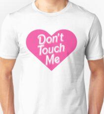 Don't Touch Me - Feminist Barbie Unisex T-Shirt