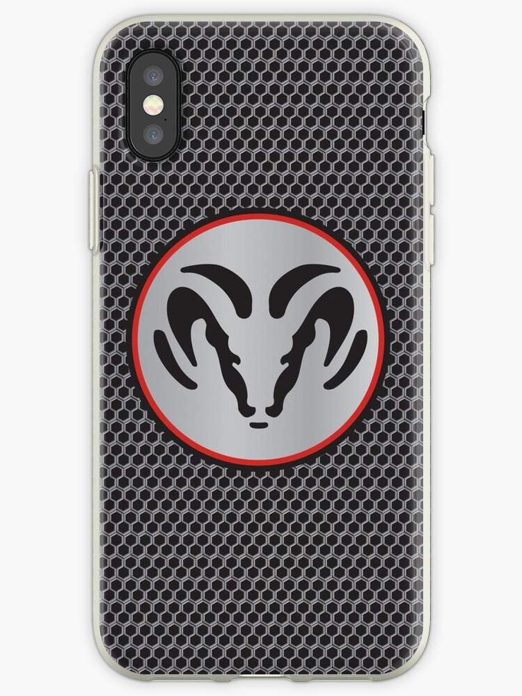 size 40 f8b65 e5a51 'Dodge Ram' iPhone Case by Paul Lawrence
