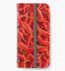Too many chillies iPhone Wallet/Case/Skin