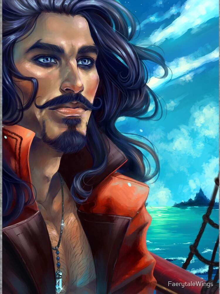 Captain Hook- Adventure by FaerytaleWings