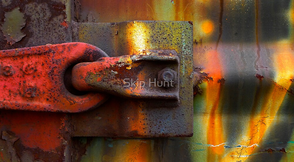 Hitched by Skip Hunt