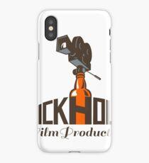 Rickhouse Film Productions Retro iPhone Case