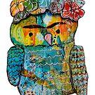 Frida Bird by JennAshton