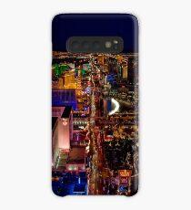 Las Vegas Strip At Night Case/Skin for Samsung Galaxy