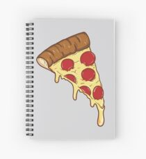 EVERYBODY LOVES PIZZA Spiral Notebook