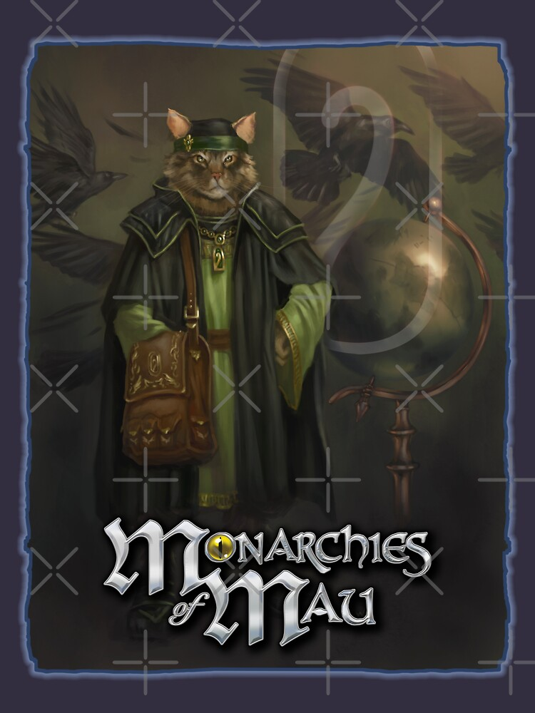 Monarchies of Mau: Malcolm by TheOnyxPath