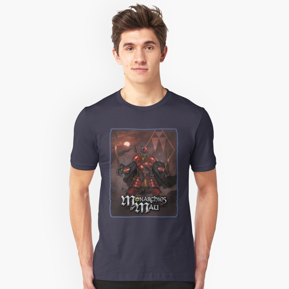 Monarchies of Mau: Nerma Unisex T-Shirt Front