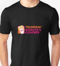 Trumpkin' Donuts & Covfefe  Unisex T-Shirt