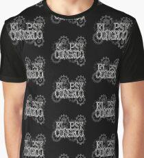 El Psy Congroo Graphic T-Shirt