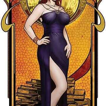 Glynda the Witch - Casefile: ARKHAM by 01Publishing
