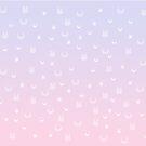 Pastel Moon Princess by pirateprincess