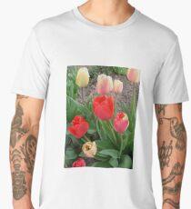 Tulips Men's Premium T-Shirt