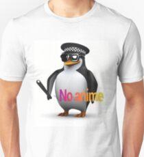 No Anime Penguin Unisex T-Shirt