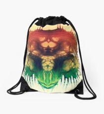 Alien Arthropod Drawstring Bag
