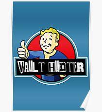 Vault Hunter Poster