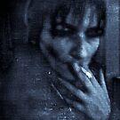 I AM STRONG.....  (Self Portrait) by Lyndy
