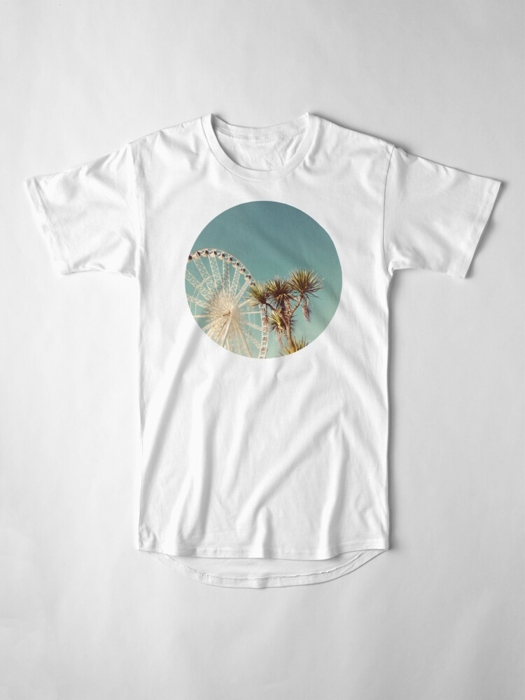 Alternate view of The Height of Summer Long T-Shirt