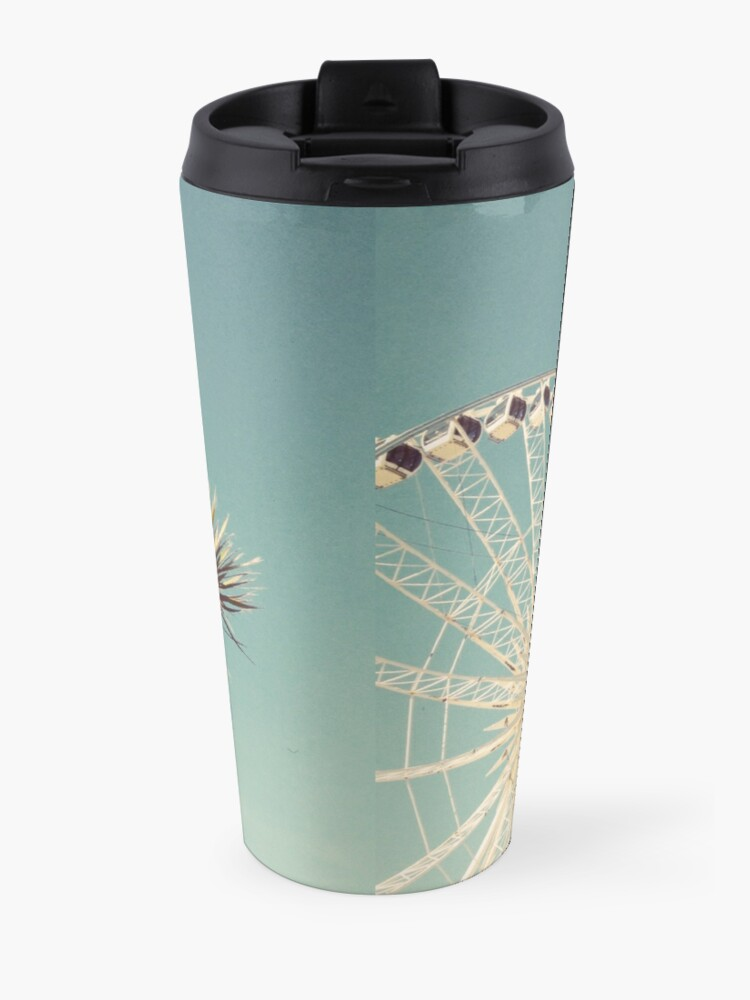 Alternate view of The Height of Summer Travel Mug