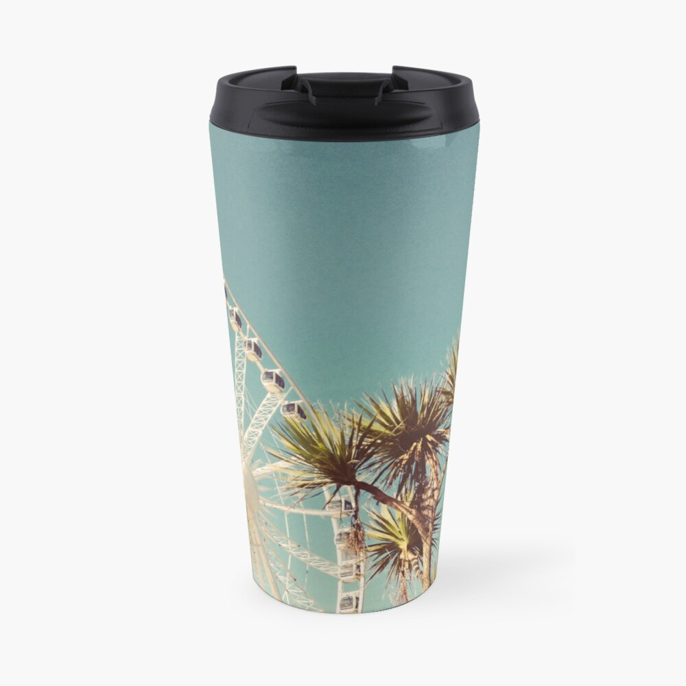 The Height of Summer Travel Mug