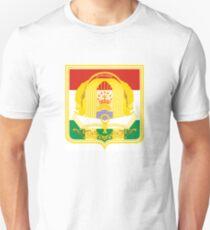 Coat of Arms of Dushanbe  Unisex T-Shirt