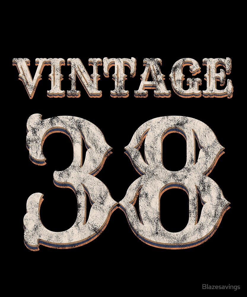 Vintage 38 Tshirt