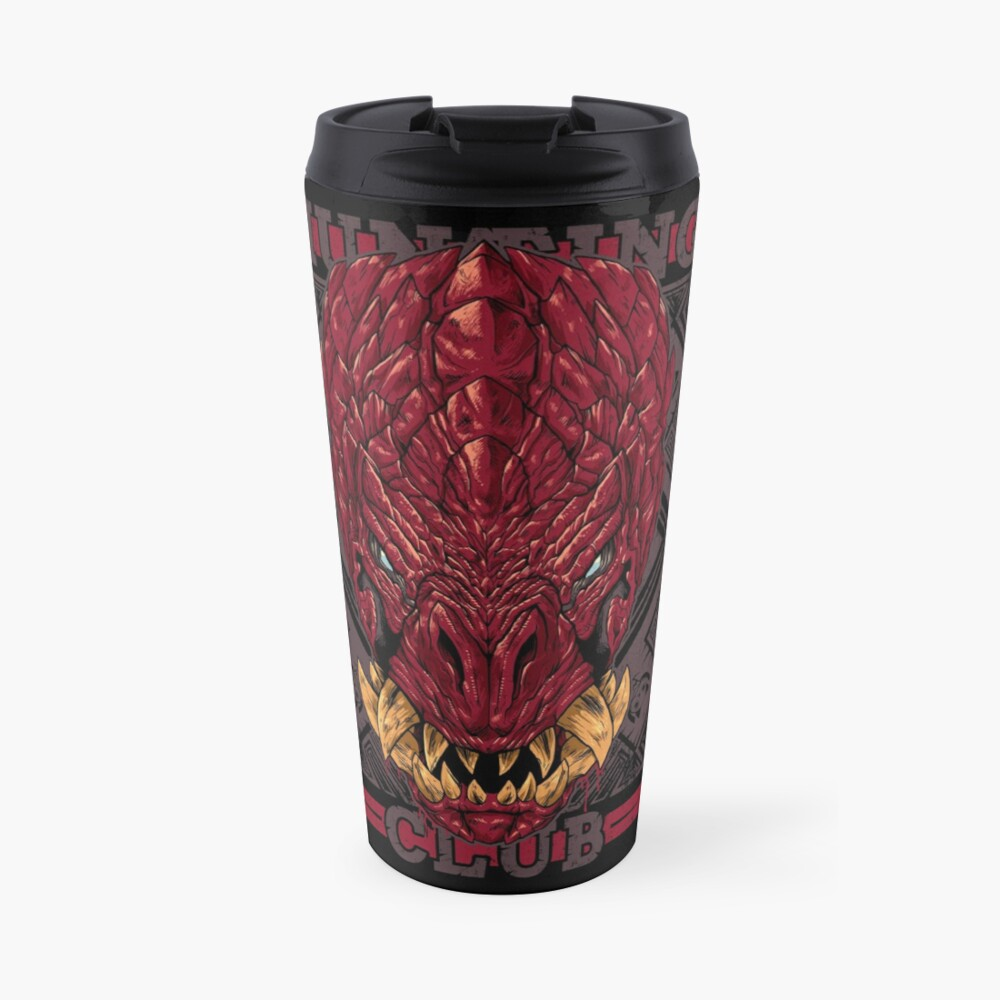Hunting Club: Odogaron Travel Mug