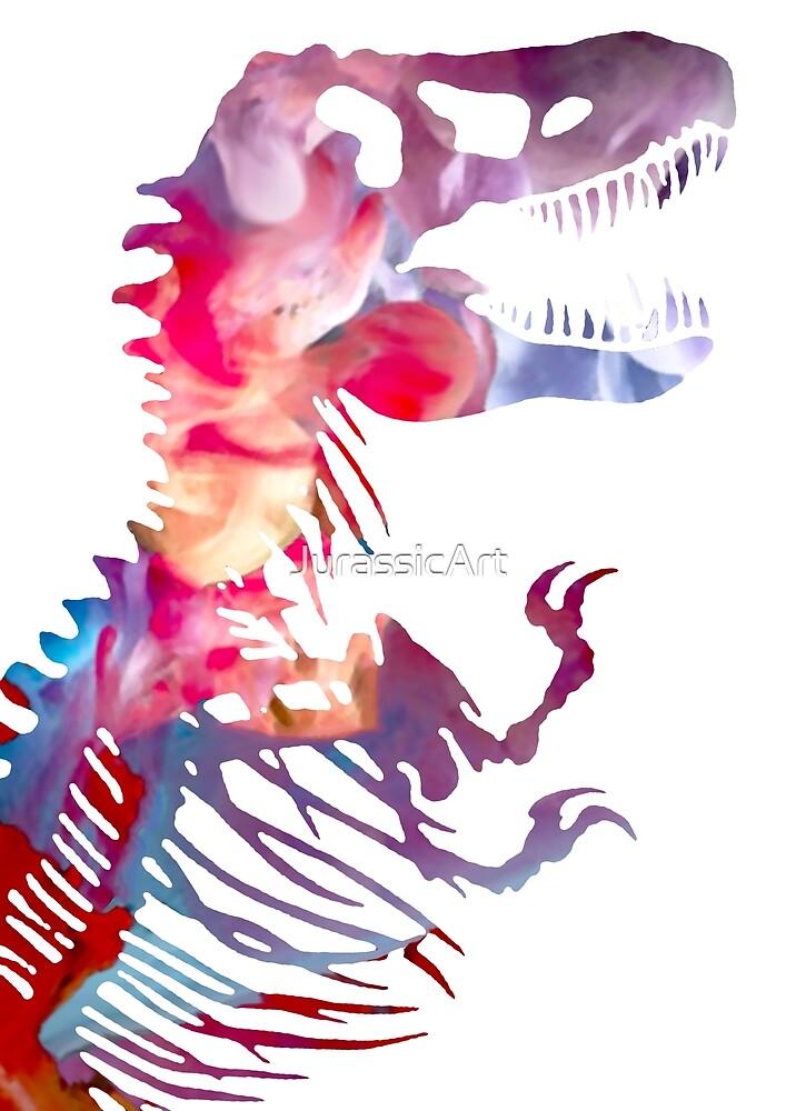 Funkosaurus Rex (Mark II) by JurassicArt
