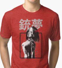 Battle Angel Tri-blend T-Shirt