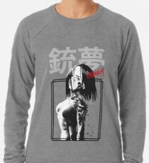 Battle Angel Leichter Pullover