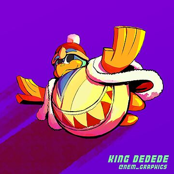 King Dedede by Kiwitlm