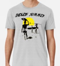 DER ENDLOSE SOMMER - CLASSIC SURF MOVIE Männer Premium T-Shirts