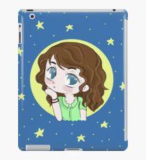 Chibi blue iPad Case/Skin