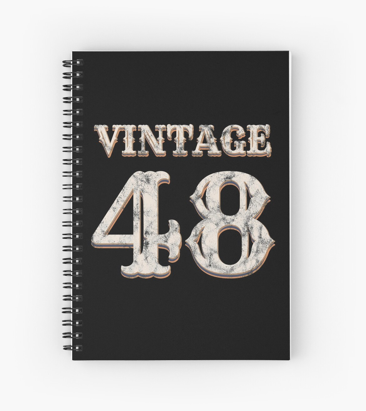 Vintage 48 Tshirt 70th Birthday Gift For 70 Year Old