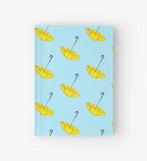 The Yellow Umbrella Hardcover Journal