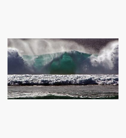 Pacific Blue Photographic Print