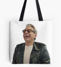 Jeff Goldblum Laughing Tote Bag